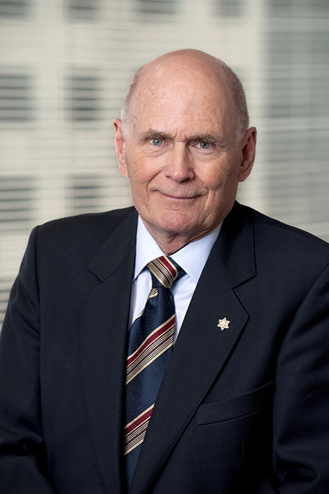 The Honourable Richard J. Scott